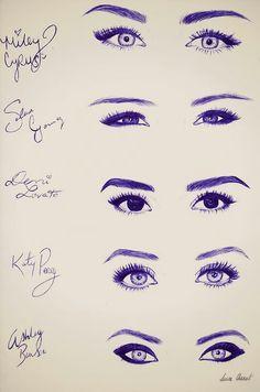Miley Cirus, Selena Gomez, Demi Lovato, Katy Perry & Ashley Benson
