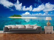 Vacation Paradise wallpaper mural
