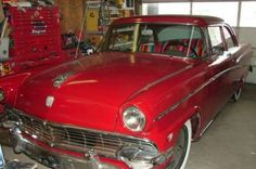 Used 1956 Ford Customline Classic Cars For Sale by Haggle Me in Cadillac, Michigan