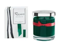 Rigaud Cypres Bougie D'ambiance Parfumee, Medium Candle Modele Complet with Metal Snuffer Lid, Green, Oz, 60 Hour Burn Life >>> See this great image : aromatherapy Candles For Sale, Mini Candles, Best Candles, Scented Candles, Candle Lanterns, Candle Jars, Luxury Candles, Glass Containers, Paris
