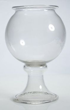Free Blown Pittsburgh Leech or Fish Bowl,  - Cowan's Auctions