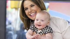 """Motherhood has proved to be the """"ultimate blessing"""" for Savannah Guthrie, but it also has left her at her most emotionally vulnerable, she says in a new video about faith and the role it has played in raising her 1-year-old daughter, Vale."""