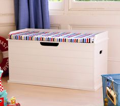 DIY: Tongue & Groove Toy Chest for children & kids in S.A.