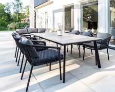 CHania matgrupp Outdoor Furniture, Outdoor Decor, Outdoor Living, Pergola, Villa, Garden, Table, Inspiration, Ideas