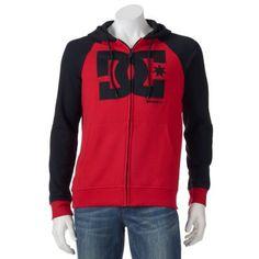 DC Shoe Co Full Zip-Up Hoodie - Men $34.99