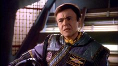 Alfred Bester: (after having security point PPGs at him) If this keeps up, I'm going to think that the people around here just don't like me. Walter Koenig in Babylon 5