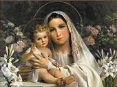 Our Blessed Mother Pray for Us