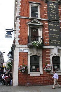 The Clarance House, pub, London    53 Whitehall, London