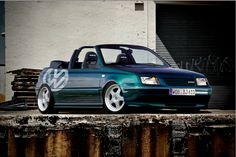 Cabrio Vw, Golf Mk3, Go Kart, Volkswagen Golf, Hats For Men, Cool Things To Make, Cars And Motorcycles, Lamborghini, Vehicles