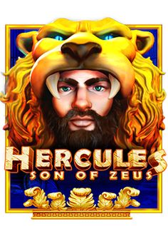 Hercules, the great hero of the ancient world is stacked on all reels and pays from 2 and up in Hercules, Son of Zeus, the 50 lines videoslot. Hercules Son, Son Of Zeus, Games To Play, Slot, Hero