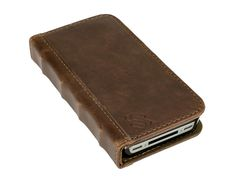 Amazon.com: Monk Book-Style Wallet Case for Samsung Galaxy S4 | Brown   By Sewell: Cell Phones & Accessories