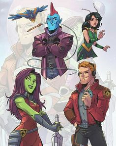 440 The Guardians Of The Galaxy ideas   guardians of the