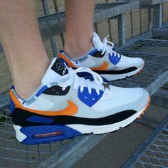Nike Air Max 90's London