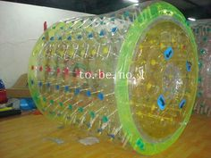 Inflatable Roll Ball Water Drum Zorb Ball Zorbing Human Hamster Ball Hydro Zorb | eBay