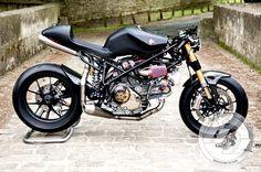 nice Ducati Cafe Racer