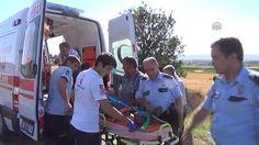 06.Başkent Haber: Ankara Kazan'da Trafik Kazası: 4 Yaralı