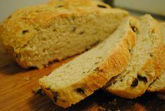 Green Olive-Thyme Loaf