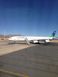 Namibia International Airport - Yep you read it correctly this tiny country is Hyper Wealthy and full of diamonds - some of the nicest in the world today - Investors and polishers call +61 449 849 880