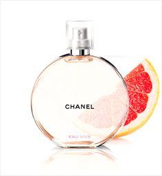 Must-Have Summer Fragrances Chanel, Bitterness, 12th Birthday, Blood Orange, Grapefruit, Fragrances, Jasmine, Must Haves, Perfume Bottles