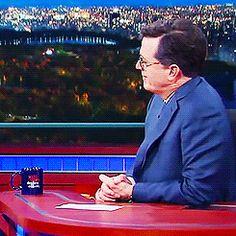 factoseintolerant: Human Ray Of Sunshine Stephen... | Colbert News Hub