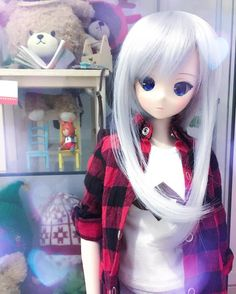 Smart Doll Chitose Shirasawa by jackietravelogue