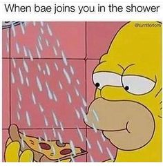#SundayFunnies #NationalPizzaMonth  #Homer #HomerSimpson #TheSimpsons #bae #pizzaisbae #pizza #ILovePizza #NYpizza #PizzaForLife #PizzaIsLife #Pizza4life #PizzaLovers #PizzaAppreciationMonth #BrooklynPizza #Brooklyn #NYC #NewYorkCity #PBpizza