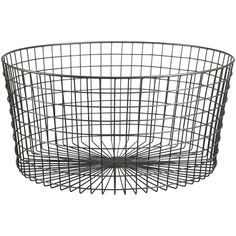 gridlock baskets | CB2