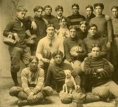 Football team, 1906 :: University of Nebraska at Kearney