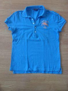 d63a68566e6e52 kleiderkreisel · Blaues Poloshirt von Ralph Lauren Sport