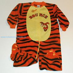 DISNEY flísový overal,vel.2-3roky,d.85cm Second Hand Online, Tigger, Spiderman, Onesies, Disney, Baby, Kids, Clothes, Fashion