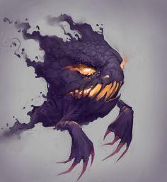My spirit pokemon is haunter, use a random number generator to find your spirit pokemon.