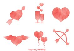 Cupid Silhouette - Download Free Vector Art, Stock Graphics & Images