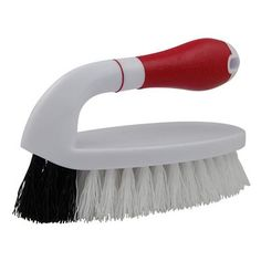 Shop Quickie Clean Results Iron Handle Scrub Brush with Microban at Lowe's Canada. Find our selection of cleaning brushes at the lowest price guaranteed with price match. Renovation Hardware, Household Cleaning Supplies, Brush Cleaner, Scrubs, Home Improvement, Handle, Iron, Occupational Therapy, Brushes
