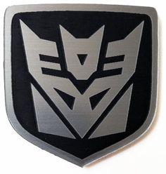 dodge ram 2006 truck front emblem transformers decepticon black 24 designs - Dodge Ram Logo