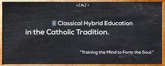 Regina Caeli Academy | Classical Hybrid Education in the Catholic Tradition | Homeschooling