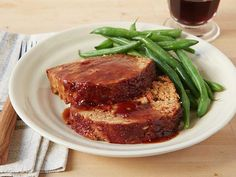 BBQ Turkey Meatloaf Recipe : Patrick and Gina Neely : Food Network - FoodNetwork.com