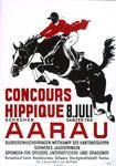 Concours Hippique Aarau Comic Books, Horses, Comics, Collection, Cover, Movie Posters, Event Posters, Comic Strips, Slipcovers