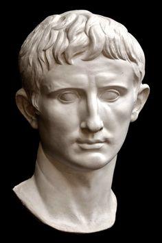 Augustus Caesar (looks like Daniel Craig ) Ancient Rome, Ancient Art, Statues, Face Anatomy, Roman Sculpture, Roman History, Roman Emperor, Roman Art, Greek Art