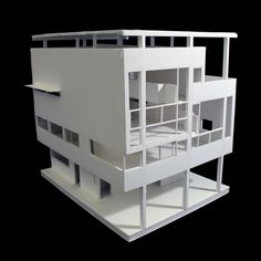 Le Corbusier- Villa Baizeau at Carthage - Google Search