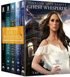 2nd priority for box sets  Ghost Whisperer The Complete Series DVD 2010 29 Disc Set 097360730845   eBay