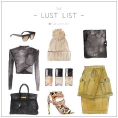 The Lust List: Military Monday