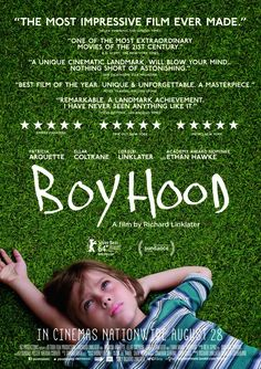 "Infinite Art Tournament: At the Movies: ""Boyhood"""