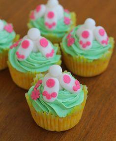 Výsledek obrázku pro velikonoční cupcakes
