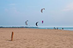 Ulcinj's Velika Plaza is a 13km stretch of sandy beach. Plenty of space to stretch out without being crowded. And you can try your hand at kitesurfing!