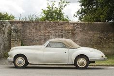 Bristol 402 2 door Drophead Coupé in used condition Vintage Cars, Antique Cars, Car Side View, Bristol Cars, Automobile, Grand Luxe, Citroen Traction, Cars Uk, Old Cars