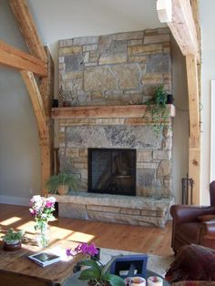 Local timber from Timeless Materials in Waterloo