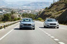 Volvo S90 та V90 отримали найвищу оцінку за захист пішоходів в краш-тестах Euro NCAP