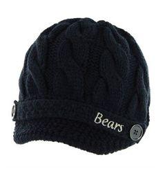 Chicago Bears Skybox Knit Cap
