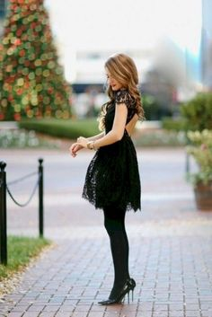 Casual Christmas Party Outfits Ideas To Wear Right Now 03 Thanksgiving Outfit Women, Holiday Outfits Women, Christmas Party Outfits, Holiday Party Outfit, Christmas Fashion, Christmas Party Cocktail Dress, Christmas Dresses, Cheap Christmas, Christmas Eve