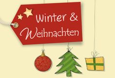 Entdecken Sie auf dieser Pinnwand tolles Unterrichtsmaterial für die #Grundschule sowie die #Sekundarstufe und weitere schöne Ideen für die Winterzeit!